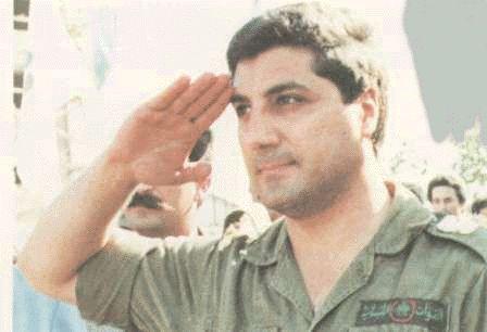 # libanesi forze: A proposito di Bachir Gemayel