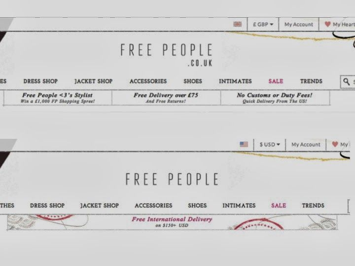A five-step roadmap for using personalisation in ecommerce