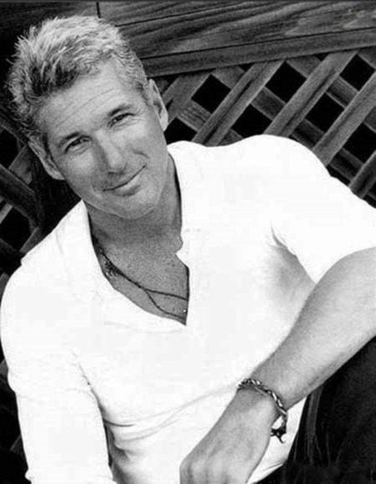 Richard Gere Celebrity Short Hairstyles Mens Haircuts