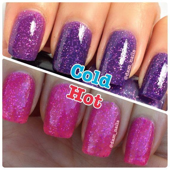 Pink Purple Nail Polish: Best 25+ Purple Nail Polish Ideas On Pinterest