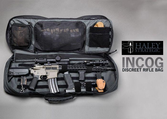 Haley Strategic Incog Discreet Rifle Bag Airsoft