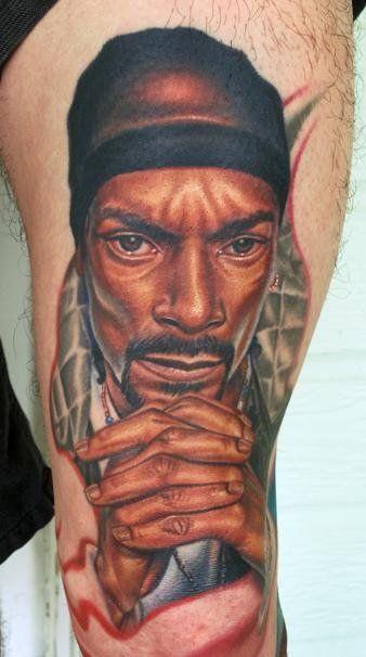 Snoop Dogg by Nikko Hurtado