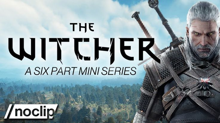 The Witcher Mini Series - Noclip Documentary Trailer [0:2:13]