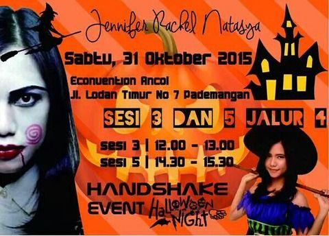 #Rachel #JKT48 #Handshake