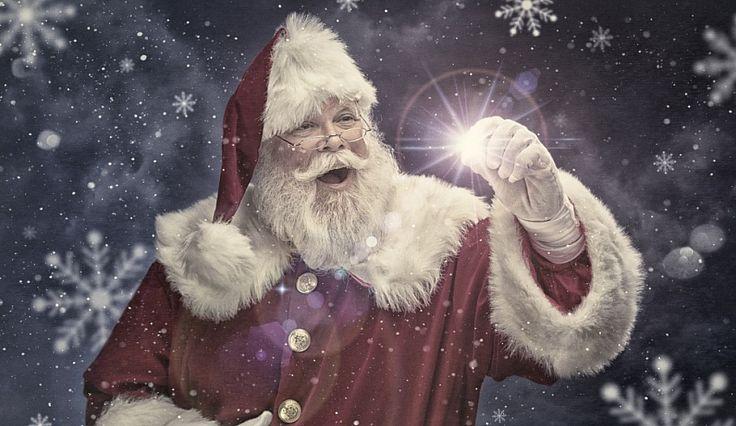 Real Santa Claus Images