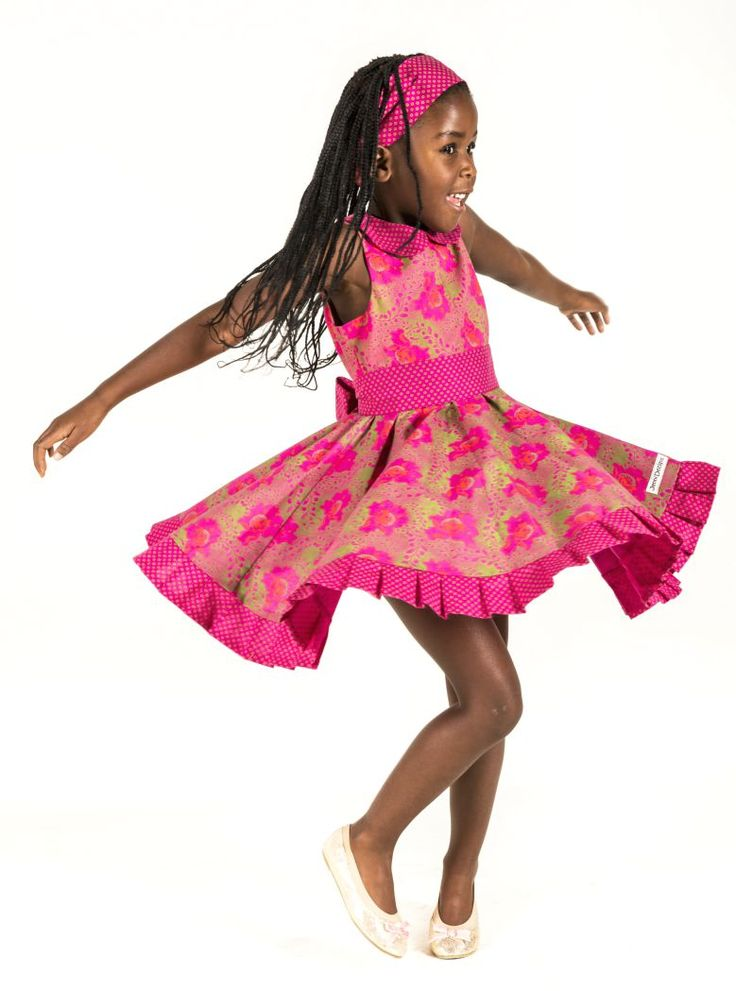 Jenny Collen: Infusing Kids' Clothing with African Spirit | She Inspires Her