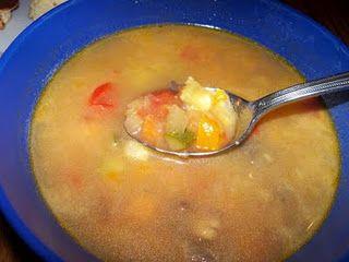 Pressure Cooker Vegetable Soup vegetable detox soup
