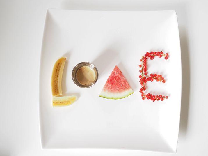 TerezaInOslo: FRESH NEWS: Proč jsou vzkazy z jídla nejlepší?