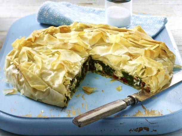Unser beliebtes Rezept für Spinat-Schafskäse-Pie und mehr als 55.000 weitere kostenlose Rezepte auf LECKER.de.