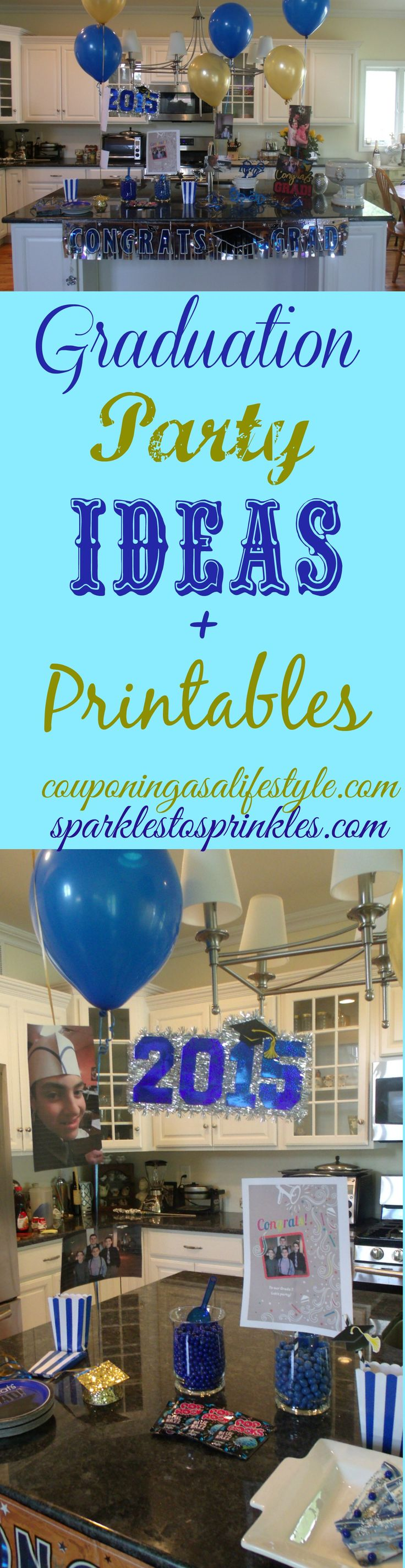 Check out this awesome Graduation party Great