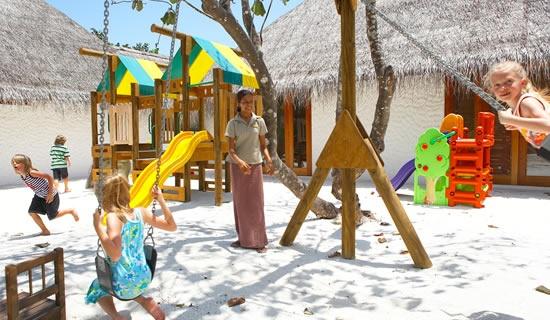 Tender Hearts Kids Club, Island Hideaway – The Maldives