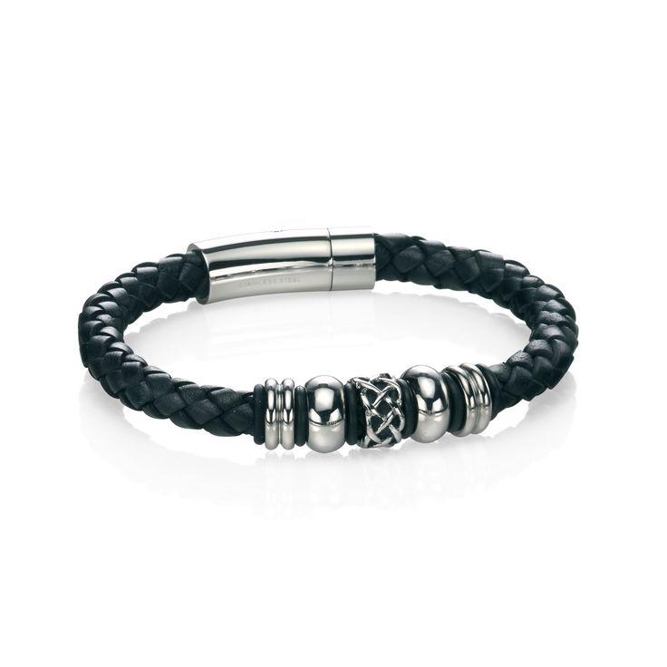 black-leather-bracelet-with-celtic-beads-8466-p.jpg (1216×1216)