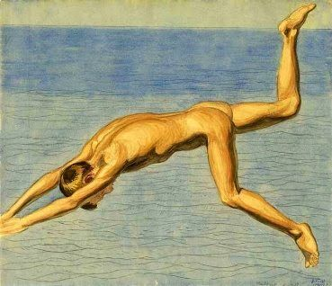 Jens Ferdinand Willumsen (1863-1958), Untitled, c. 1910