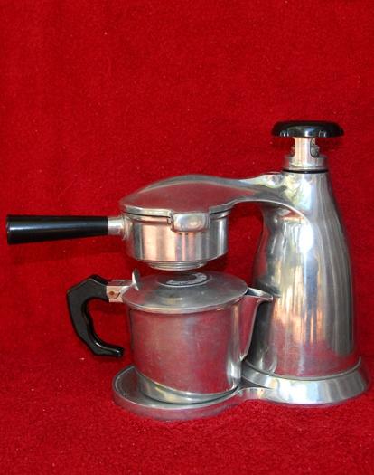 Vesuviana 12-cup stovetop espresso maker (9-cup pot) Coffee Brewing Devices Pinterest ...