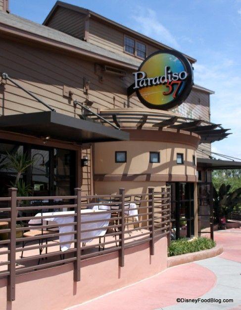 Review: Paradiso 37 at Downtown Disney   the disney food blog