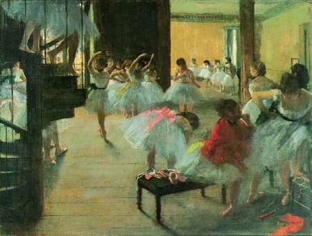 Degas classico e moderno (Complesso del Vittoriano, Roma)