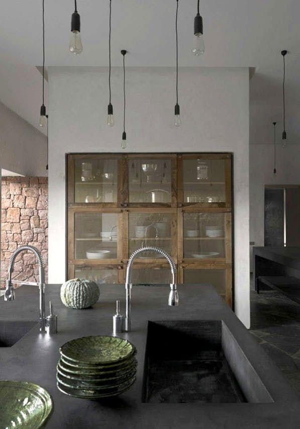 322 best images about Haus on Pinterest Hidden storage - kompakte kuche snaidero board