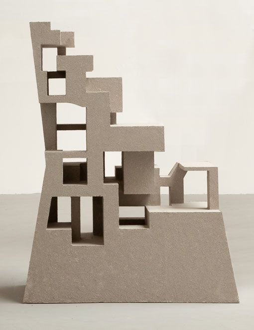[A3N] : Study Model for UTEC Lima / Grafton Architects