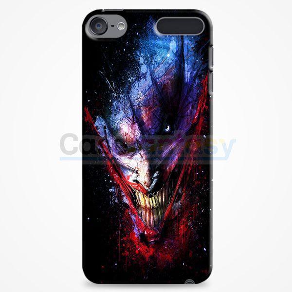 Joker Galaxy Nebula iPod Touch 6 Case | casefantasy