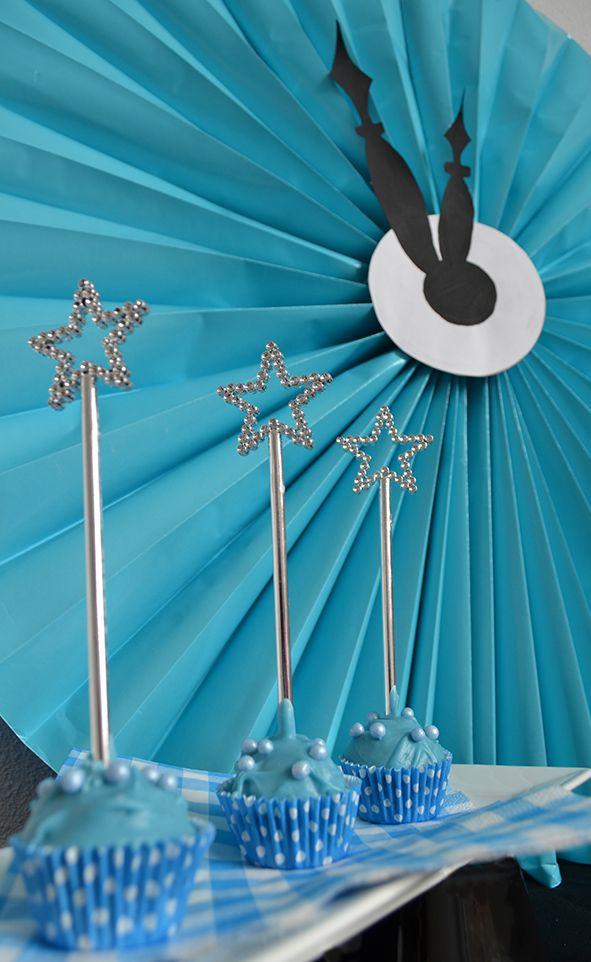 #Prinsessen cakepops tijdens een #Assepoester feest door Typisch Mies.