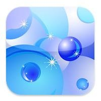 Bubbles App: Very visually stimulating, plus it makes a lovely soothing sound. *pinned by wonderbaby.org