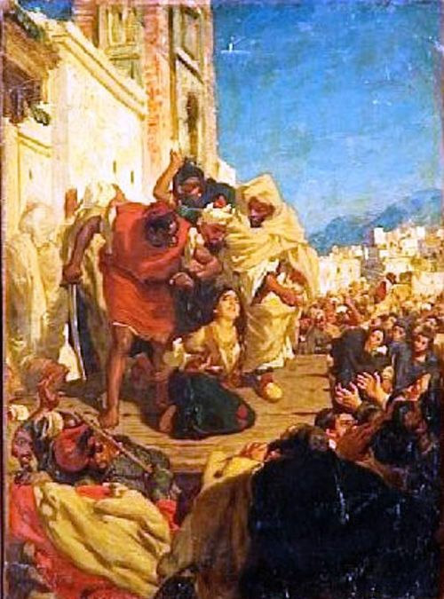 Apostasy in Islam -- Wikipedia article on the common Muslim belief that atheists and other apostates should be killed