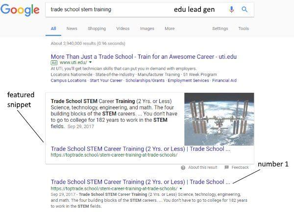 Ok Google Seo For Voice Search Seo Search Optimization Trade School