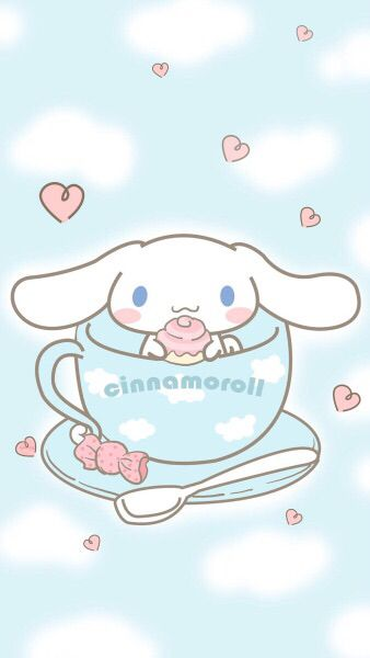 Cinnamoroll:)                                                                                                                                                                                 More