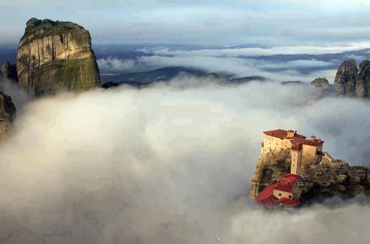 Meteora, Trikala, Thessaly, Central Greece