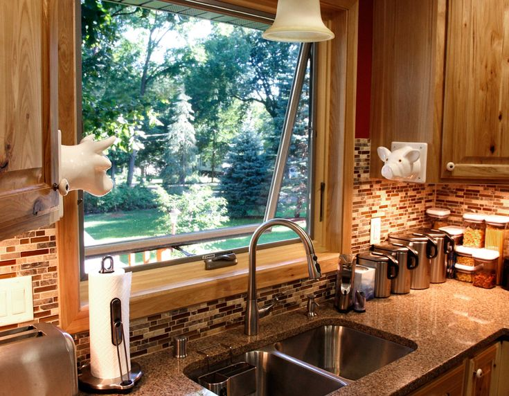 Affordable Renewal By Andersen Awning Replacement Window In A Kitchen Great  For Ventilation Replacement Windows Pinterest.