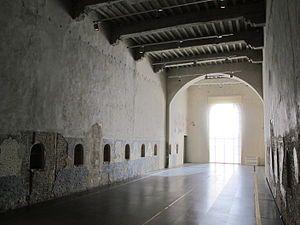 Complesso museale di Santa Maria della Scala - l'antica corsia maschile