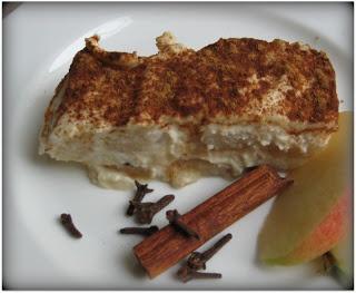Geschmeidige Köstlichkeiten: Steirisches Apfel-Tiramisu