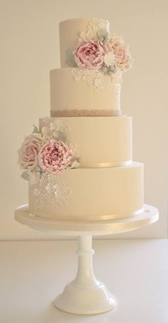 romantic wedding cakes ideas 2019 | Wedding cakes ...