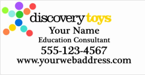 """Discovery Toys  Decal 12x24""""  Black part of decal is cut in white.  For custom orders email us at melissa@imagineitvinyl.ca"""
