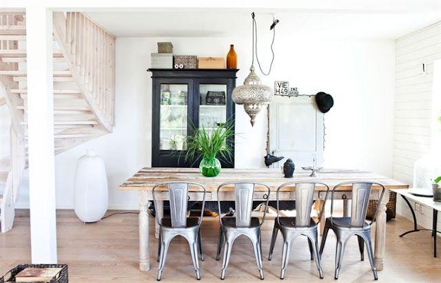 Una mezcla acertada   Decorar tu casa es facilisimo.com