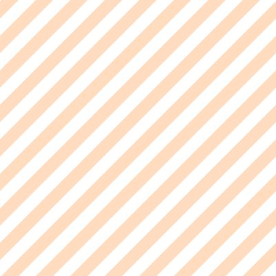 Peach And White Diagonal Stripes Background Seamless Or Wallpaper Image