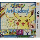 Amazon.com: Pokemon Art Academy: 3DS: Video Games