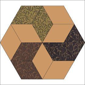 252 best BARBARA BRACKMAN QUILT images on Pinterest   Sconces ... : parallelogram quilt pattern - Adamdwight.com