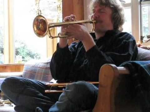 Hans Peter Salentin  plays Yamaha Trumpets.mov