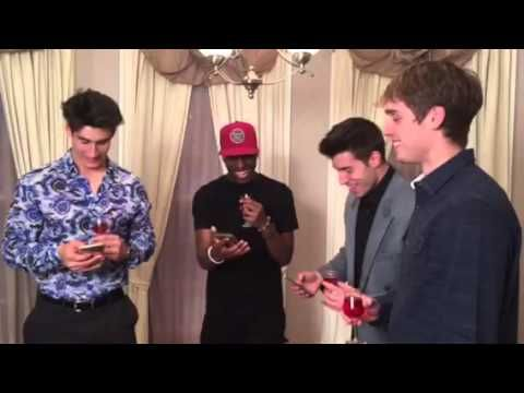 BLOOPERS 2 - RED CARPET PREMIERE REHEARSAL- LOVE YOU MORE