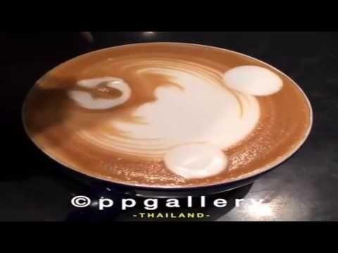 Como hacer un oso en el cafe
