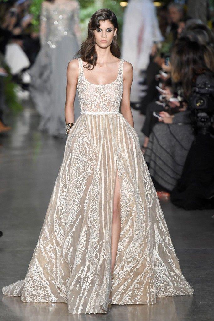 25 best ideas about elie saab on pinterest ellie saab for Elie saab blush wedding dress