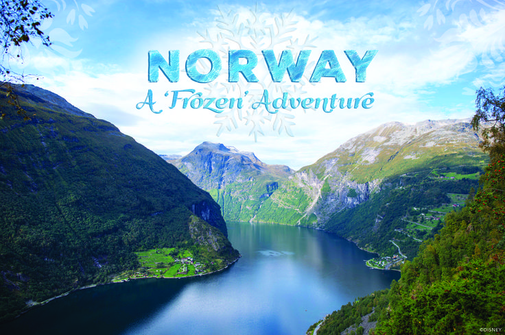 Experience all the beauty that our tour of Norway has to offer as you explore the stunning landscapes that served as the inspiration for Disney's Frozen!