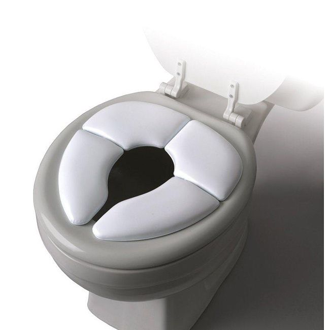 Mommy's Helper Cushie Travel Potty Seat | Overstock.com Shopping - The Best Deals on Potty Training Seats