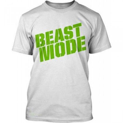 MusclePharm Beast Mode White