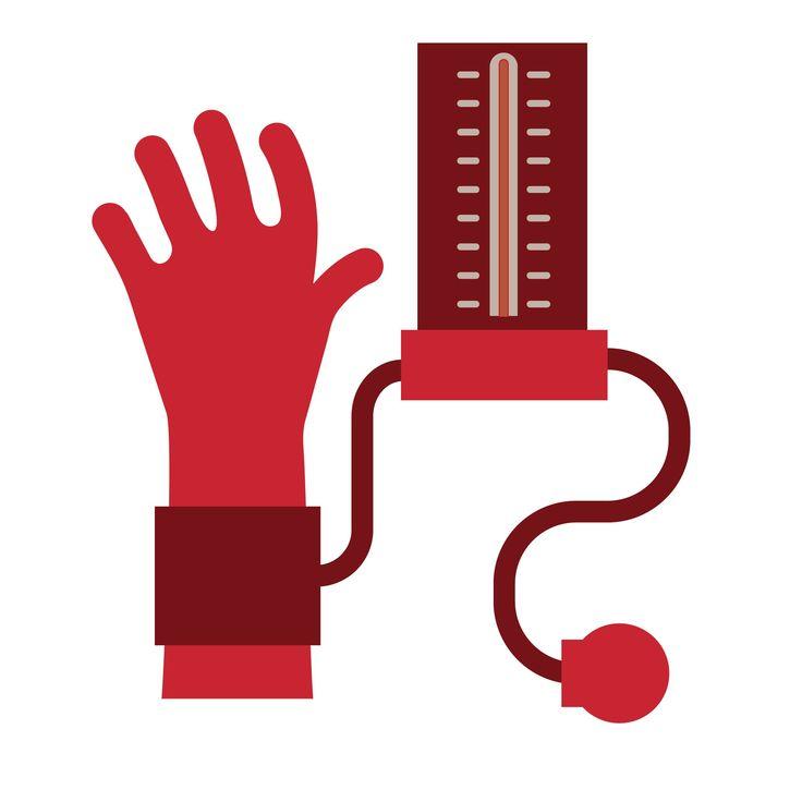 Hoher Blutdruck wird nicht immer bemerkt, vor allem, wenn der Druck sich ständig in einem höheren Bereich bewegt. Doch was sind die bekannten Symptome?