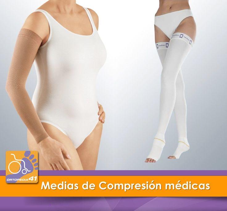 Medias de Compresión médica para personas con problemas venosos, #lipoedemas, y #linfedemas, se realizan tanto estándar como a medida, que permiten incrementar la calidad de vida del paciente.   www.ortopedia41.com/medias-panties-y-calcetines-de-compresion/  #MediasdeCompresión