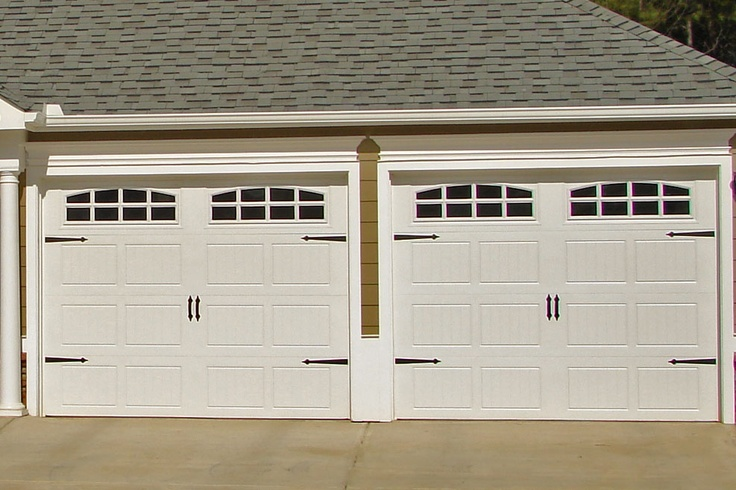 9x7 182 Door with Cascade windows, Carriage Hardware www.windsonglife.com