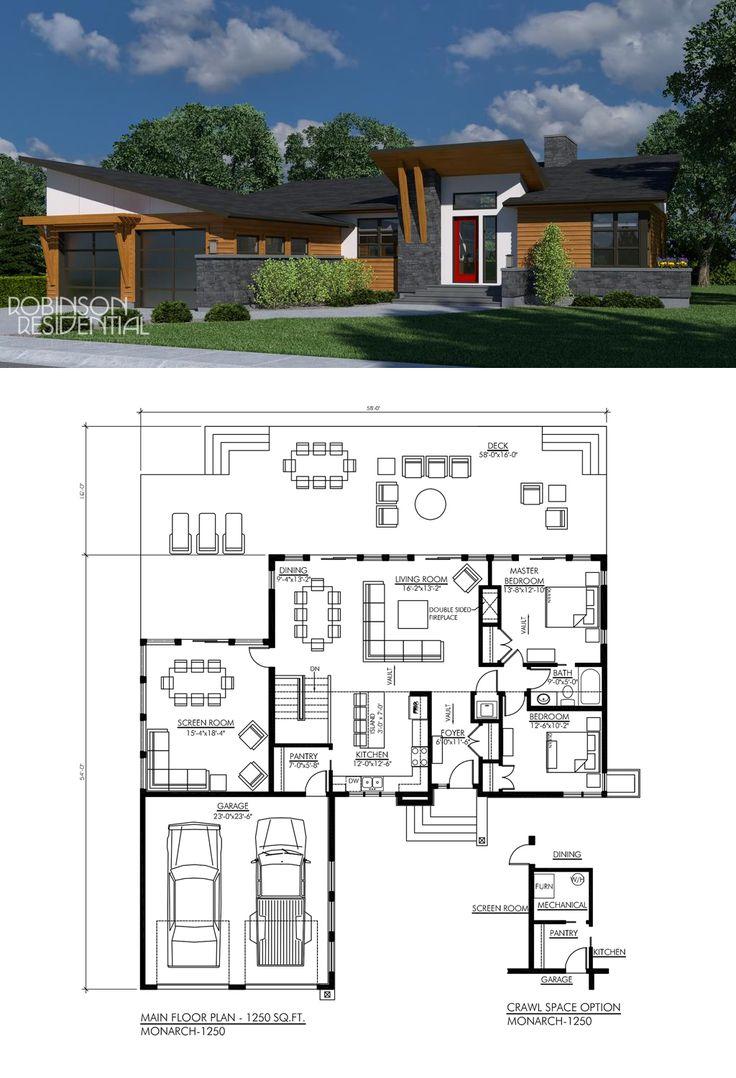 1250 sq. ft, 2 bedroom, 1 bath.