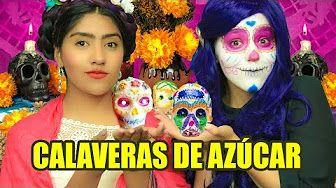 CALAVERAS DE AZUCAR CHALLENGE | RETO POLINESIO - YouTube